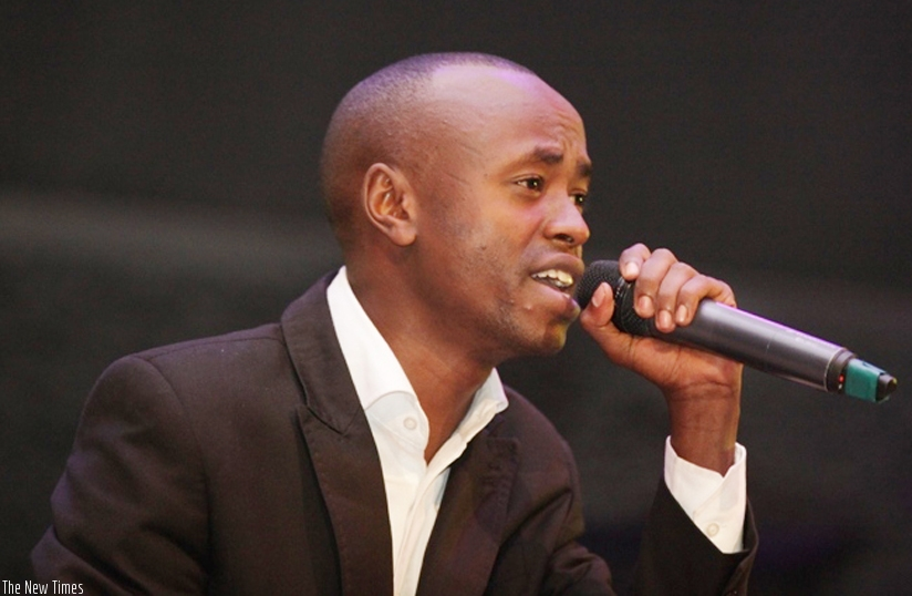 Patient Bizimana will perform at the concert.