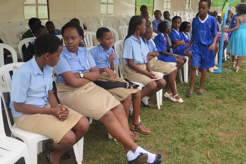 The quest for more female leaders in schools should begin from the lower levels. / Solomon Asaba