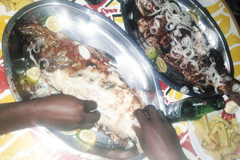 Individuals should not eat beyond the recommended amount for a day. / Solomon Asaba