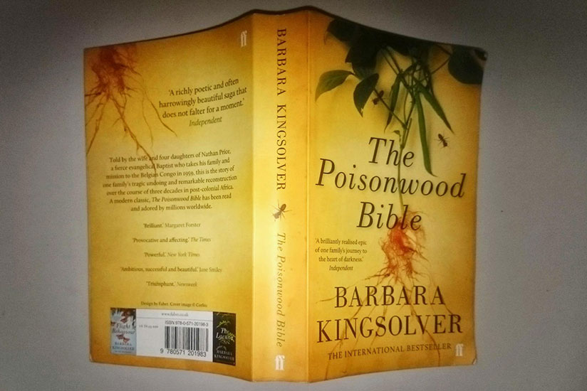 Book Review: The Poisonwood Bible | The New Times | Rwanda