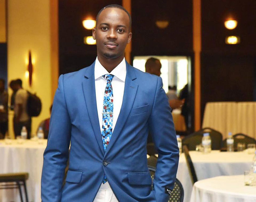 RBA's English news anchor Friday James is nominated for Best Dressed Media Personality-Entertainer of the Year.
