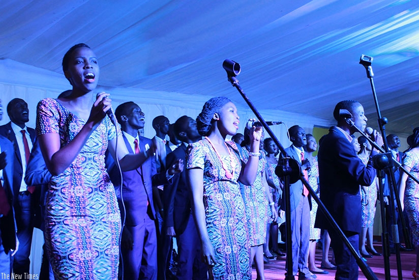 True Promises showed support to Rehoboth Ministries. (Photos by Donata Kiiza.)
