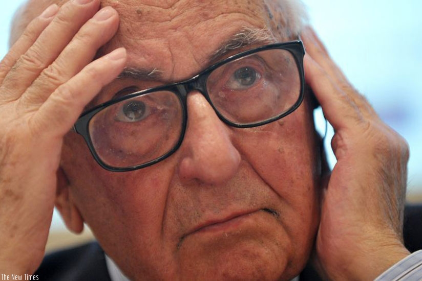 Judge Meron continues to battle justice by releasing Genocide convicts.