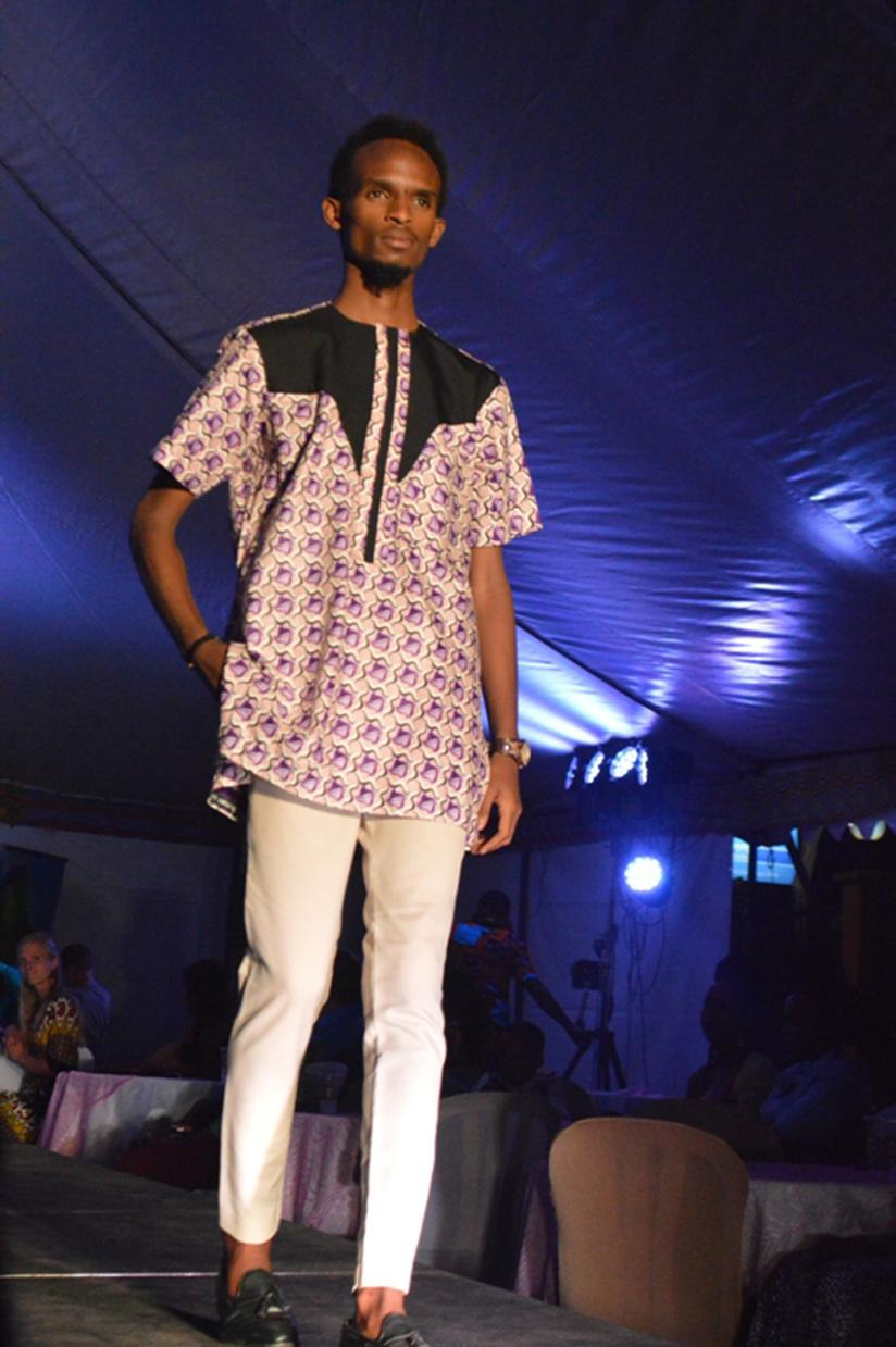 Photos Timeless Kitenge Takes Centre Stage At African Print Themed Dinner The New Times Rwanda