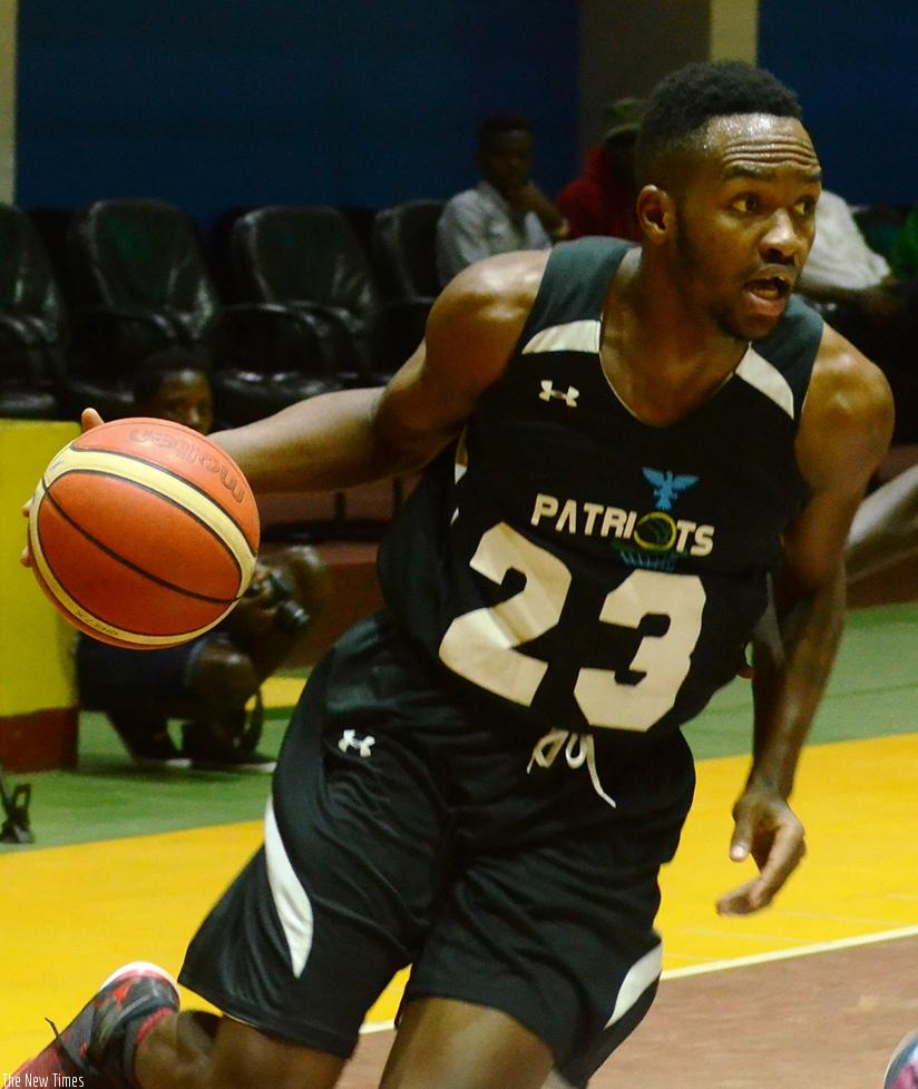 Walter Nkurunziza scored 19 points as Patriots beat  IPRC-South 84-78.