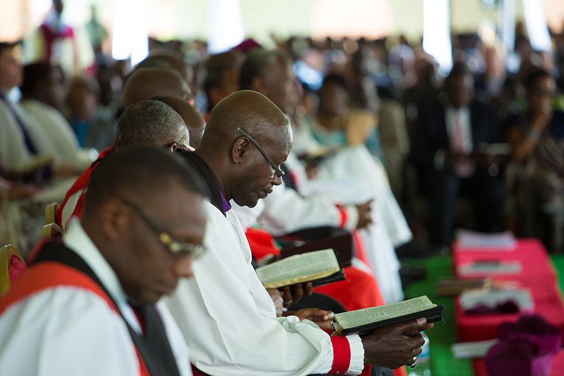 1488755338Clerics-read-the-bible-during-the--consecration-ceremony--yesterday