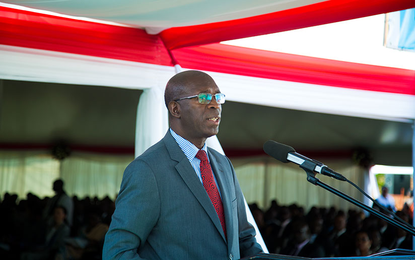 1488755624Prime-Minister-Anastase-Murekezi-gives-his-remarks-during-the--consecration-ceremony.-Timothy-Kisambira
