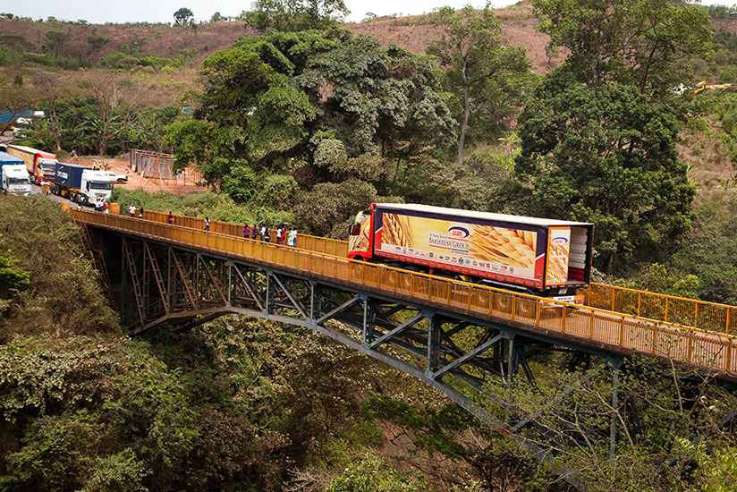 Regional electronic cargo tracking system unveiled | The New