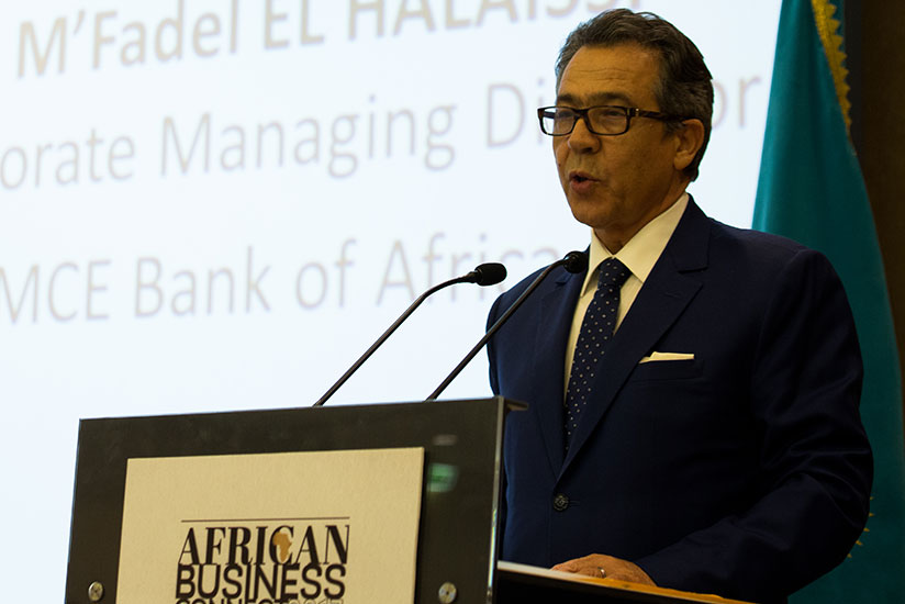 1491260312M'Fadel-Elhalaissi,-the-Corporate-Managing-Director-BMCE-Bank-of-Africa,-said-the-bank-is-ready-to-support-investors-with-the-necessary-credit-to-help-promote-investment-between-the-two-countries