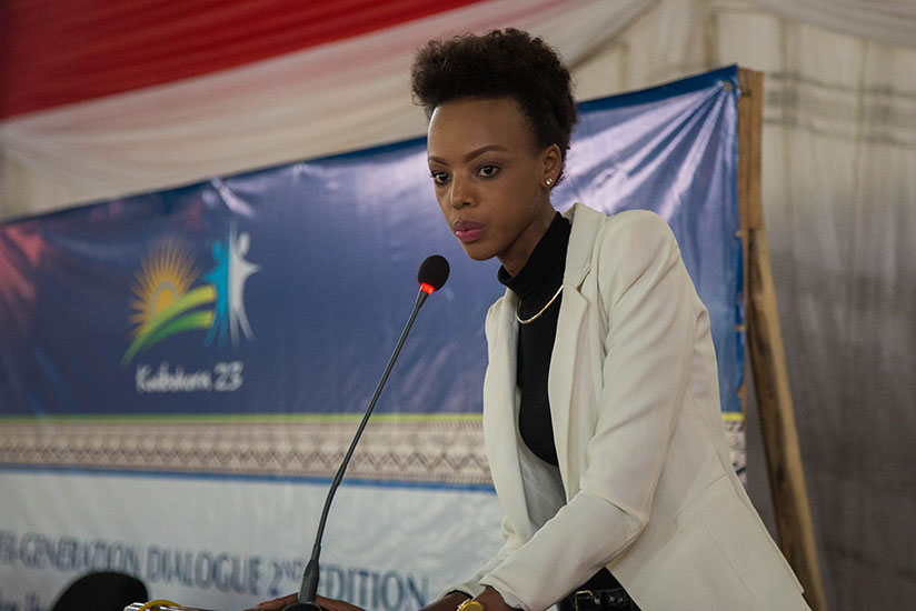 1497657304Miss-Rwanda-2016-Jolly-Mutesi,-the-brains-behind-the-initiative,-speaks-at-the-event