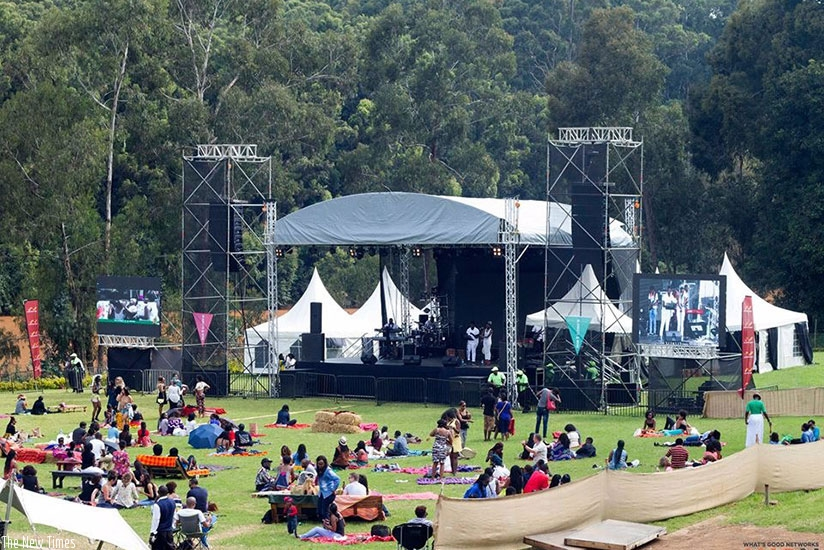 A past Blankets and Wine event. (Net photo)