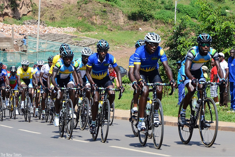 Team Rwanda has moved into the fourth place in the latest UCI Africa ranking for the first time. Sam Ngendahimana
