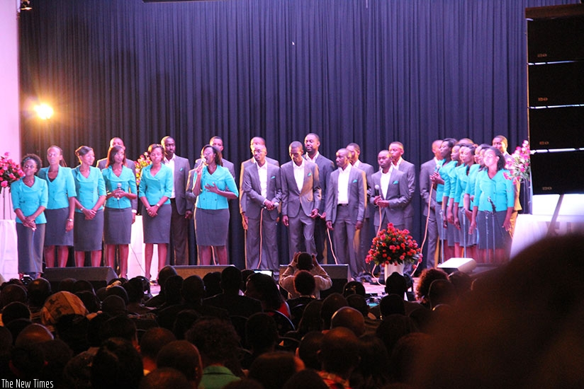 Friends of Jesus Choir will be celebrating 20 years of anniversary at Convention centre