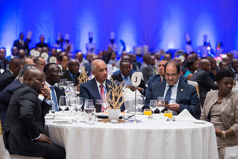 1502838700Senior-officials-from-Rwanda-and-Egypt-during-the-state-banquet-hosted-by-President-Kagame-in-honour-of-President-Sisi