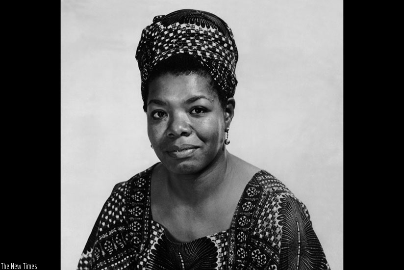 Marguerite Annie Johnson Angelou.