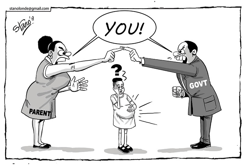Editorial Cartoon The New Times Rwanda