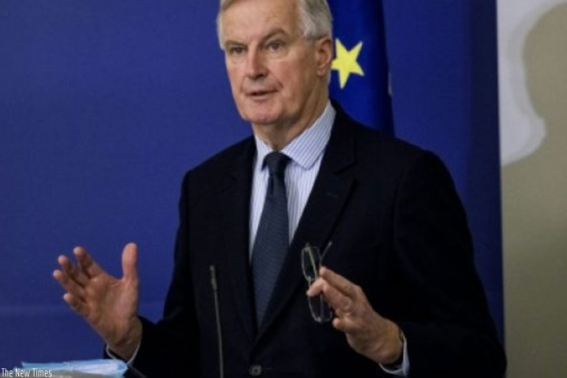 Michel Barnier, the EU's chief Brexit negotiator, said that during the transition period Britain would remain part of the bloc's single market, which includes freedom of immigratio....