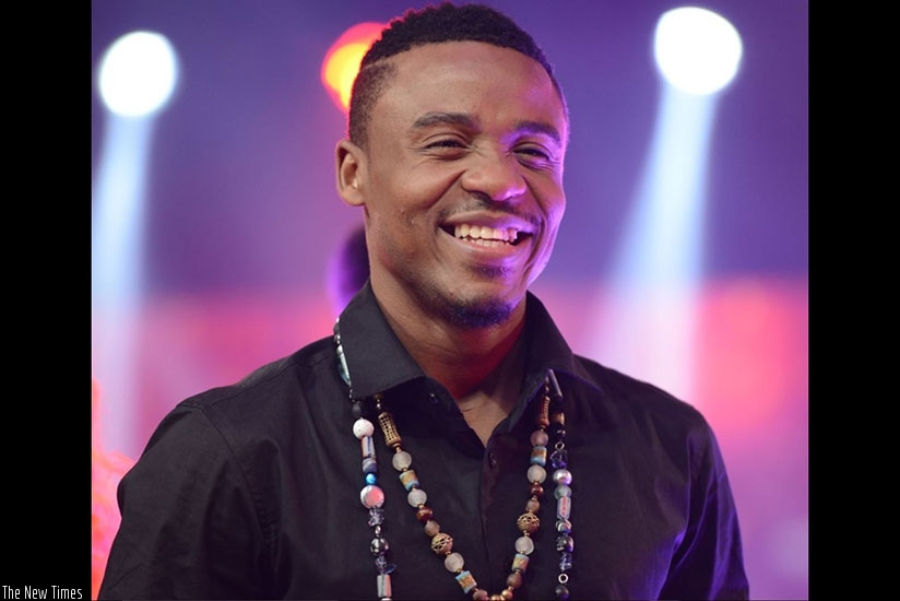 Ali Kiba, jets into the country Saturday morning ahead of the annual East African Party scheduled to take place on January 1. (Net photo)
