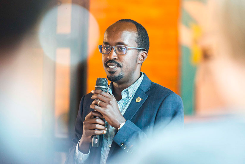 1514977111Guest-of-Honor-During-the-Launch--Clement-Uwajeneza,-CEO-Rwanda-Online