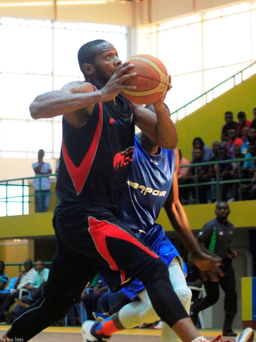 Reigning MVP Kami Kabange will be keen to help league champions REG avoid a second consecutive defeat. Samuel Ngendahimana.