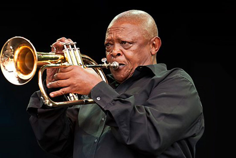 In a statement, his family said Hugh Masekela had 'passed peacefully' in Johannesburg. (Net photo)