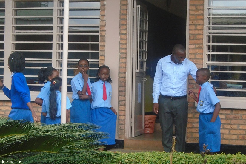 Teachers' conduct can influence a learner's overall behavior and performance. (Lydia Atieno)