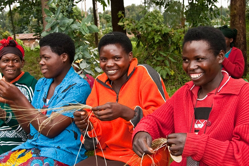 Rwanda has made steady progress in closing the gender gap. (The New Times)