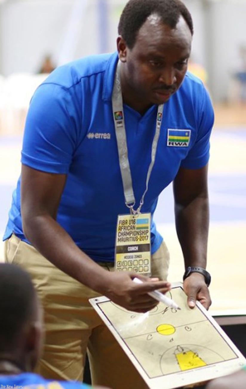 Mutokambali has been sacked as head coach of the national basketball teams.