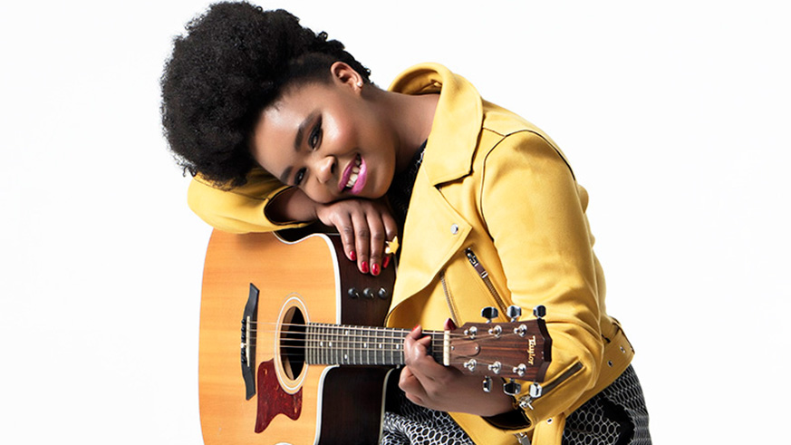 Zahara is set to arrive in Kigali this morning, ahead of the Jazz Junction show, at Kigali Serena Hotel, on Friday. / Courtesy