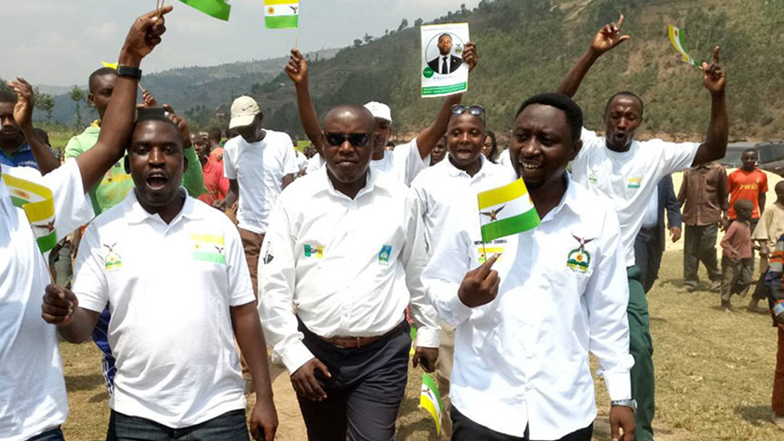 Parliamentary polls: Green Party targets 20% of seats | The New Times |  Rwanda