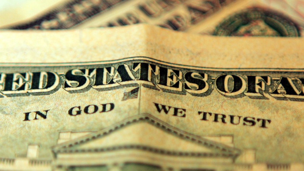 Court tosses atheists' lawsuit against 'In God We Trust' motto on US