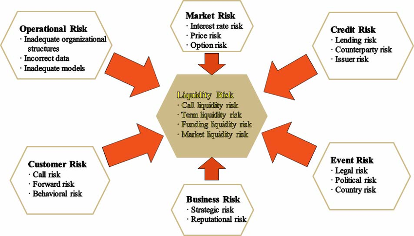 impact of liquidity risk on performance Studies used liquidity ratios to determine liquidity risk and thus in this study, we focus on employing not only ratios, but also liquidity measures derived directly from the banks' balance sheets, in order to get a more general view on the impact of.