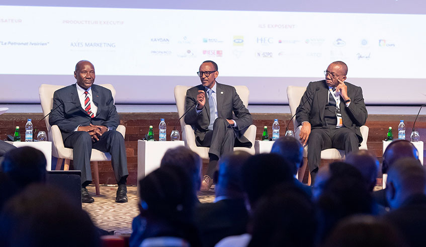 Kagame: Africa must fund her own transformation
