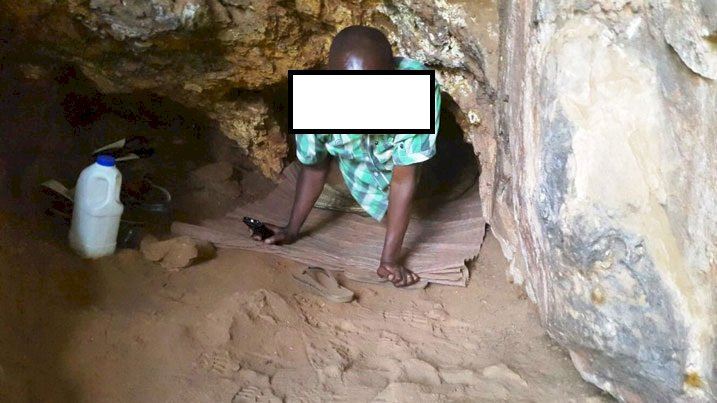 Flood killed five believers in Nyamagabe cave. Praying from caves and mountains is illegal.