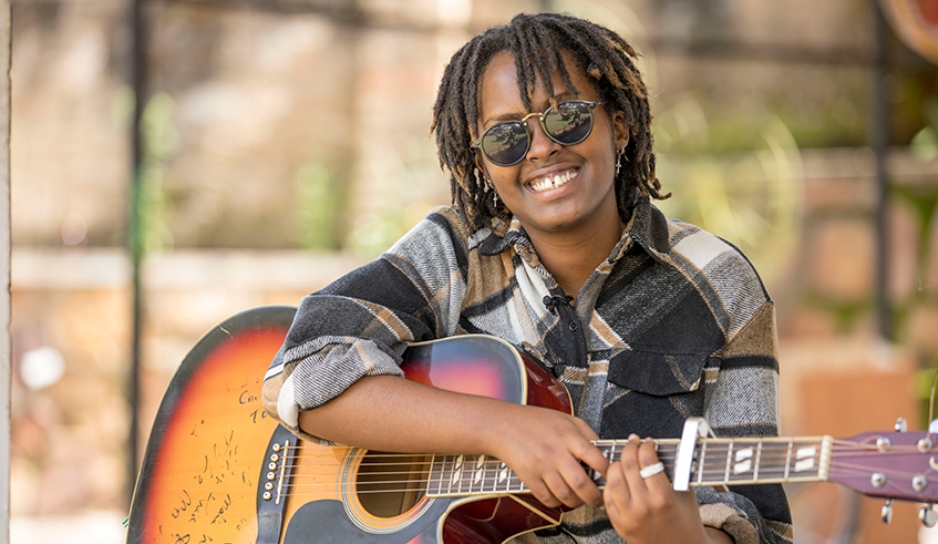 Ariel Wayz: The fast rising girl with a golden voice | The New Times | Rwanda