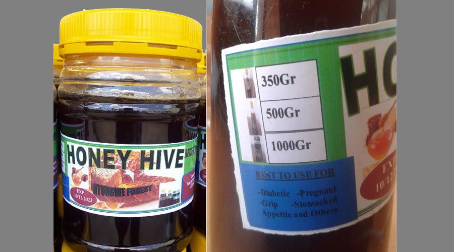 Rwanda FDA bans products of Honey Hive | The New Times | Rwanda