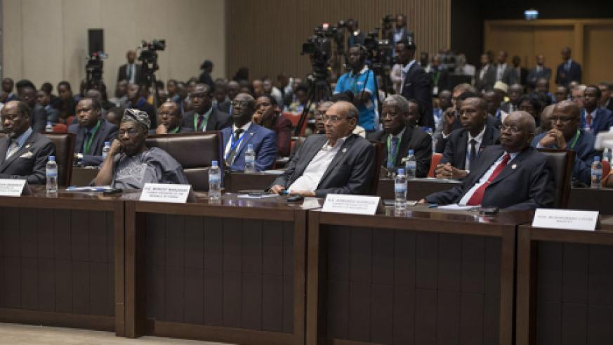 Africa needs the right mindsets, rather than more funding – Kagame