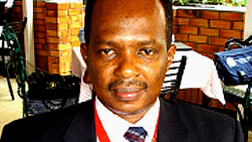 Vincent Karega, State Minister for Industry and Investment Promotion