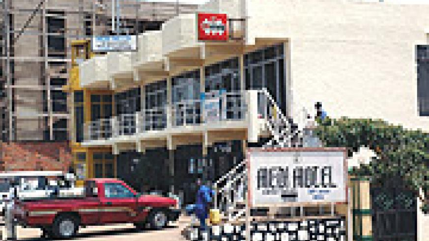 Medi's Motel: Catering to all your needs. (Photo / J. Mbanda).