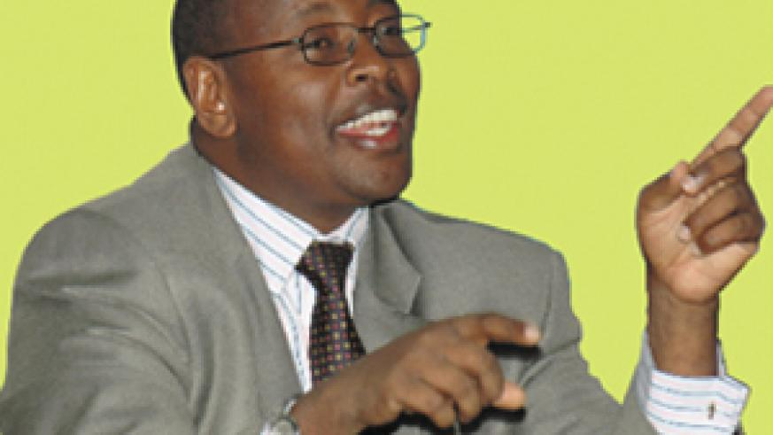 Minister of  finance james  musoni warned Managers of MFIs against mismanaging the funds.