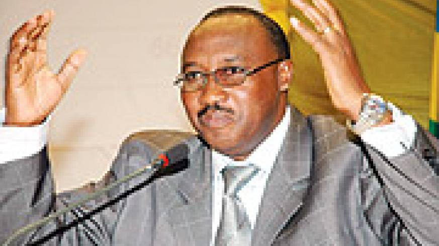 Minister Musoni Protais at the helm of decentralisation policy in Rwanda.