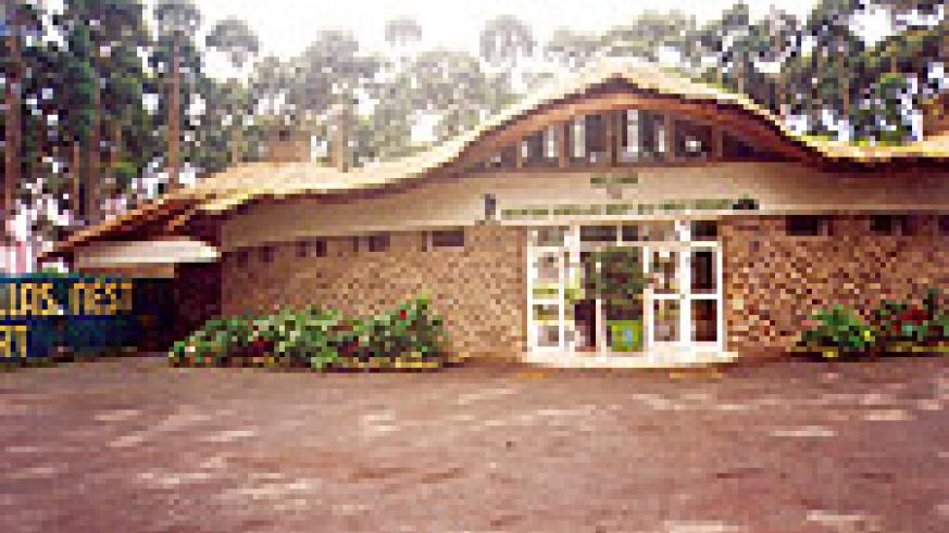 Kinigi Mountain Gorillas Nest and Golf resort.