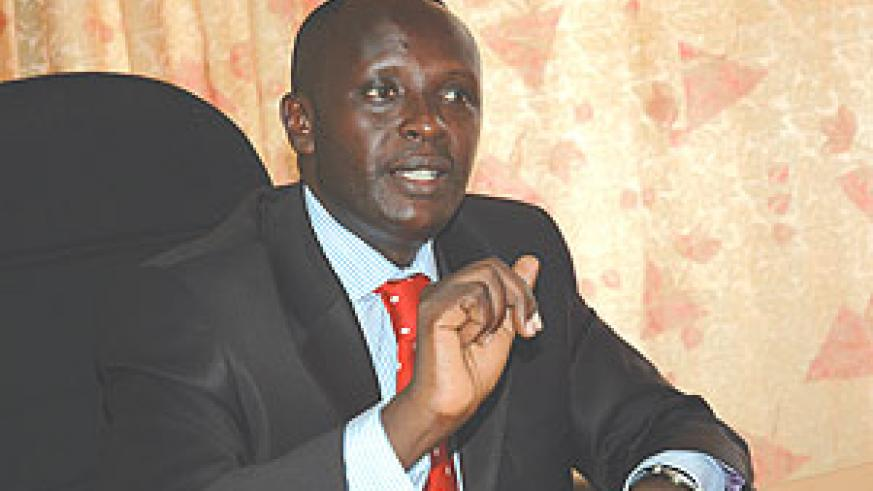 Prosecutor General Martin Ngoga: His office and the ICTR carried out the investigations. (File photo).