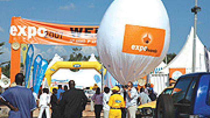 Expo ground at Gikondo has been modernised to host more exhibitors