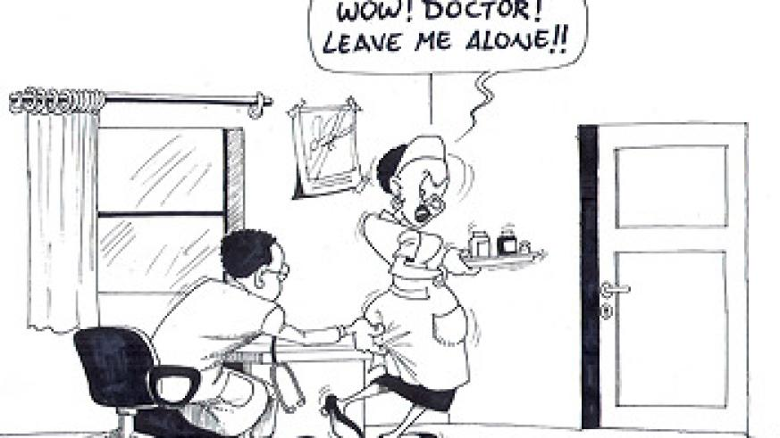 People spending their time at health care centres undergo different kinds of vilolence.