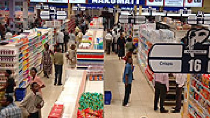 Nakumatt: Not just helping itself (File photo)
