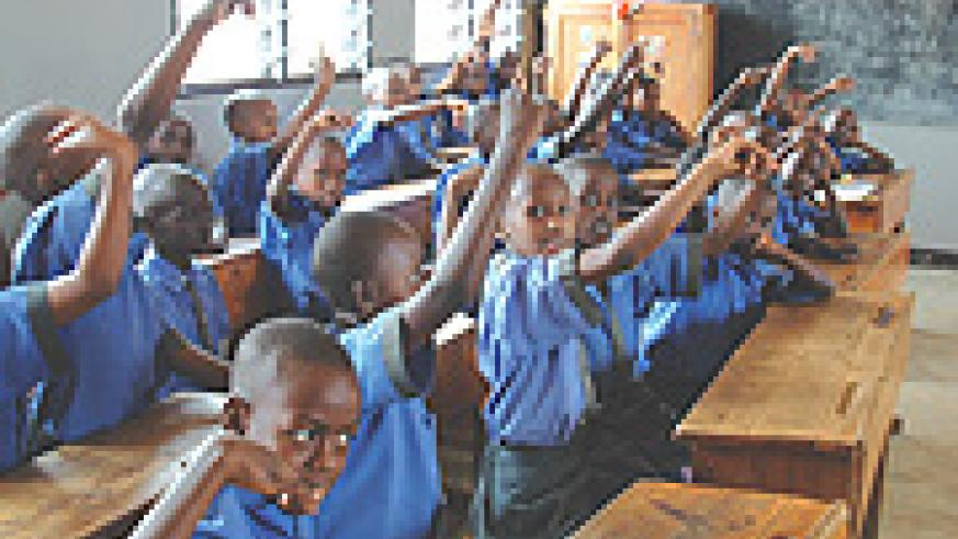 Rwandan children will benefit immensely from learning the English language
