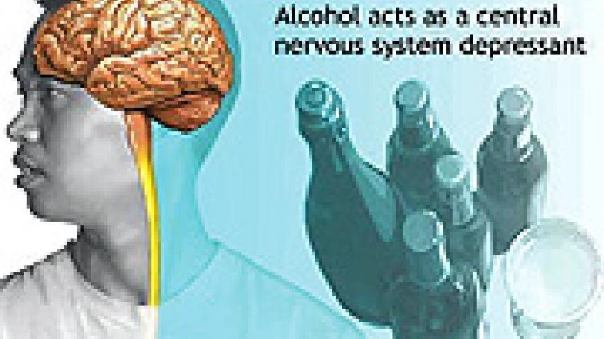 Alcoholism is a chronic, progressive, and often fatal disease. Twice as many men are alcoholics.