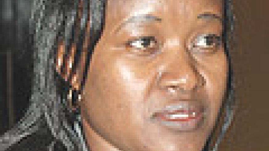 Monique Mukaruliza, Minister of EAC.