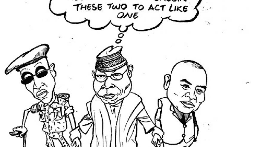 Gen. Obasanjo has set his sights on ensuring that Congo sees peace this year.